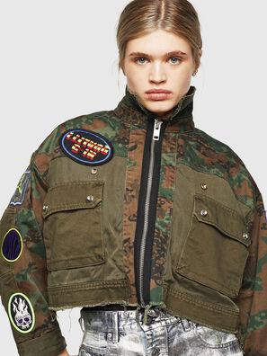 G-ANAPAY, Armeegrün - Jacken