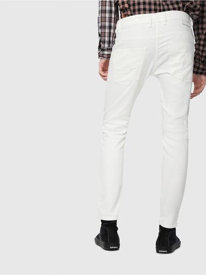 Diesel - Krooley JoggJeans 088AZ, Weiß - Jeans - Image 2