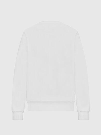 Diesel - S-GIRK-X5, Weiß - Sweatshirts - Image 2
