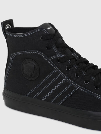 Diesel - S-ASTICO MID LACE, Schwarz - Sneakers - Image 4