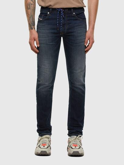Diesel - Thommer JoggJeans 069NE, Dunkelblau - Jeans - Image 1