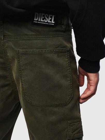 Diesel - D-Krett JoggJeans® 069LX, Armeegrün - Jeans - Image 3