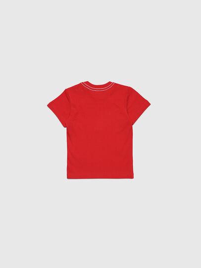 Diesel - TOQUEB MC, Rot - T-Shirts und Tops - Image 2