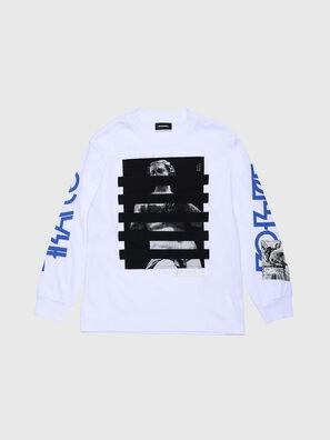 TLUCASLSYBJ OVER, Weiß - T-Shirts und Tops