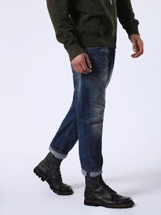 LARKEE-BEEX 084CP, Jeansblau
