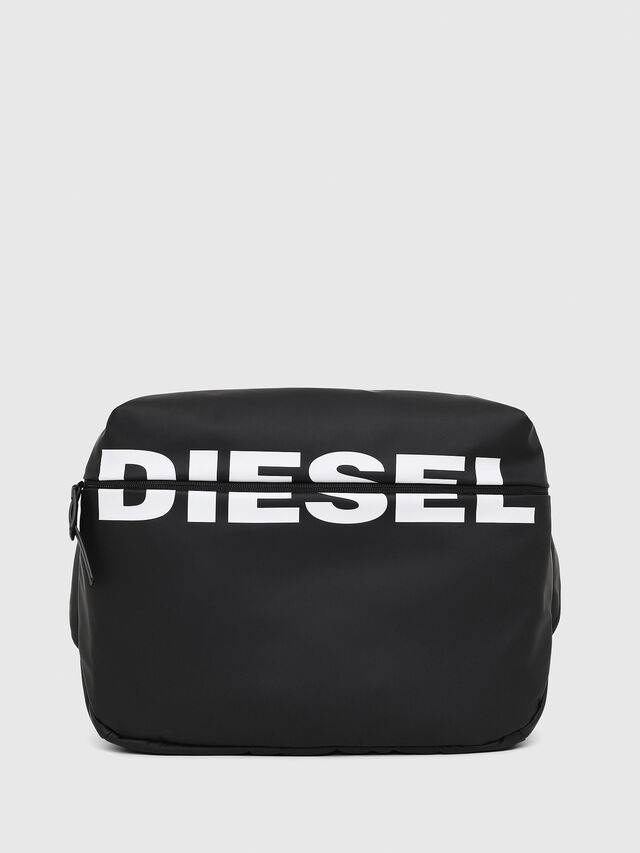 Diesel - F-BOLD CROSS, Schwarz - Schultertaschen - Image 1