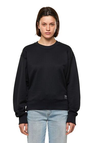 Sweatshirt mit Emoji-Aufnäher
