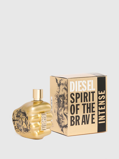 Diesel - SPIRIT OF THE BRAVE INTENSE 125ML, Gold - Only The Brave - Image 1