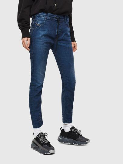 Diesel - Krailey JoggJeans 069KM, Dunkelblau - Jeans - Image 1
