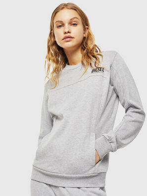 UFLT-VICTORIAL, Grau - Sweatshirts