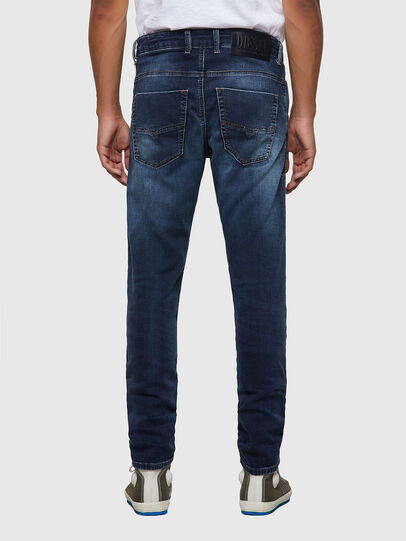 Diesel - Krooley JoggJeans® 069YF, Dunkelblau - Jeans - Image 2