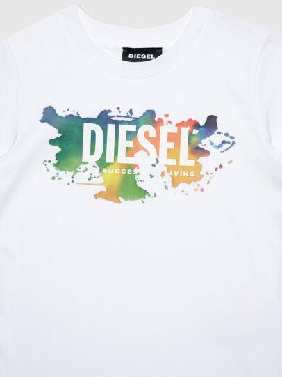 Diesel - TDOSKYB ML-R, Weiß - T-Shirts und Tops - Image 3