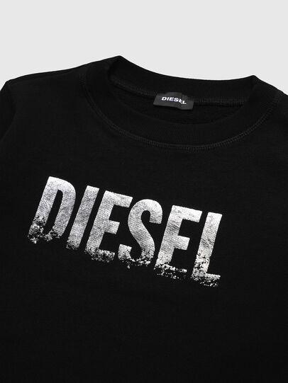 Diesel - SRALY, Schwarz - Sweatshirts - Image 3