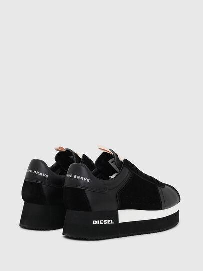 Diesel - S-PYAVE WEDGE, Schwarz - Sneakers - Image 3
