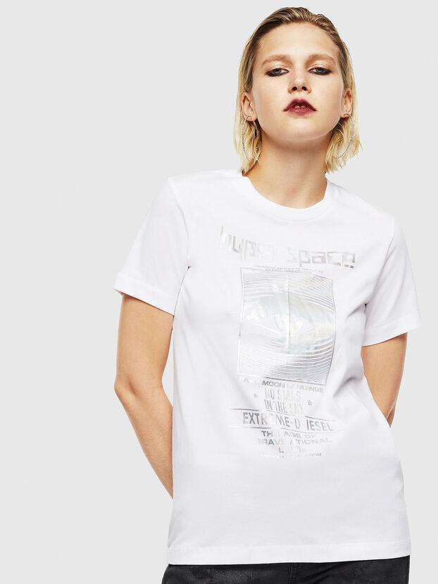 T-SILY-YB, Weiß - T-Shirts
