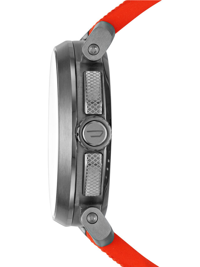Diesel - DT1005, Rot - Smartwatches - Image 2