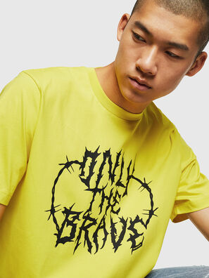 T-JUST-B23, Gelb - T-Shirts