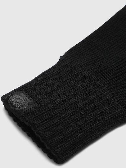 Diesel - K-TAB-B, Schwarz - Handschuhe - Image 2