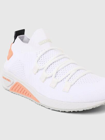 Diesel - S-KB ATHL LACE W, Weiß/Rosa - Sneakers - Image 4