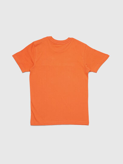 Diesel - TJUSTDIVISION, Orange - T-Shirts und Tops - Image 3