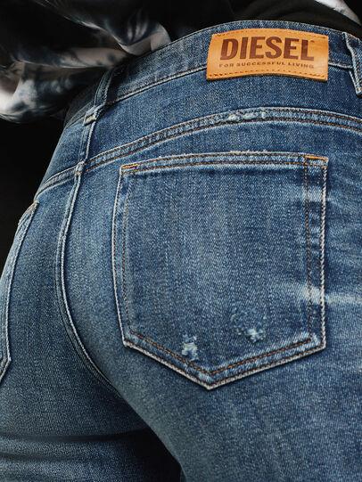 Diesel - D-Rifty 0890Y, Mittelblau - Jeans - Image 4