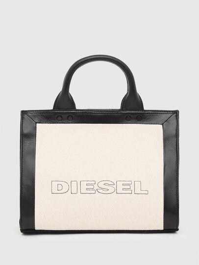 Diesel - SANBONNY SPF, Schwarz/Weiss - Satchel Bags und Handtaschen - Image 1