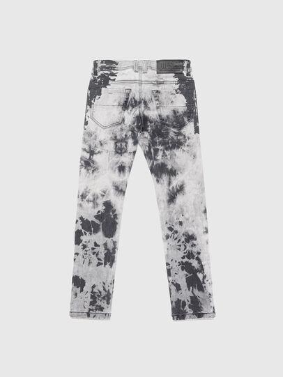 Diesel - THOMMER-J, Schwarz/Weiss - Jeans - Image 2