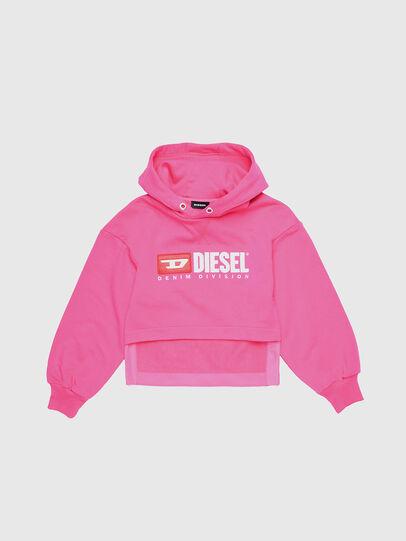 Diesel - SDINIEA, Rosa - Sweatshirts - Image 1