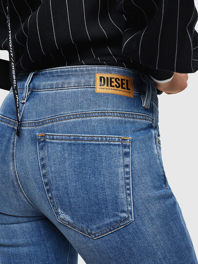 Diesel - D-Rifty 083AX, Hellblau - Jeans - Image 3