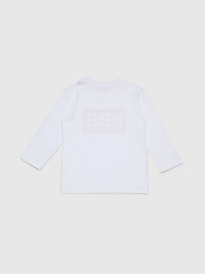 Diesel - TIRRIB-R, Weiß - T-Shirts und Tops - Image 2