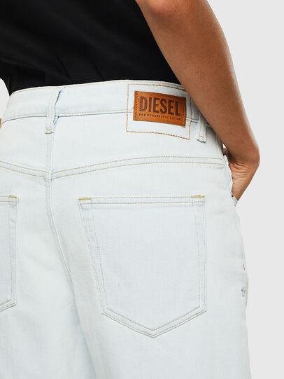 Diesel - D-Reggy 009BW, Hellblau - Jeans - Image 5