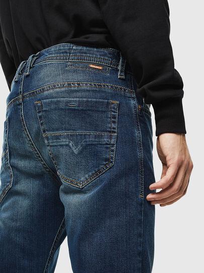 Diesel - Thommer 084BU, Dunkelblau - Jeans - Image 4