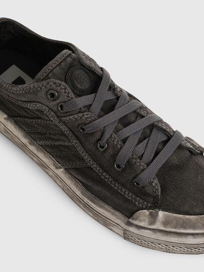 Diesel - S-ASTICO LOW LACE, Dunkelgrau - Sneakers - Image 4