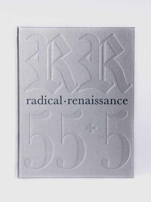 Diesel Radical Renaissance 55+5 (signed by RR), Grau - Weitere Accessoires - Image 1