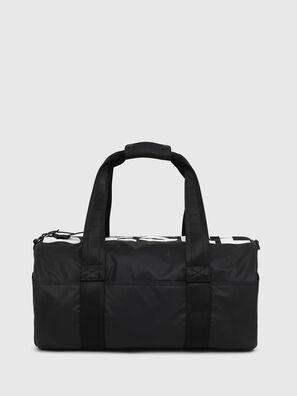 F-BOLD DUFFLE, Schwarz/Weiß - Reisetaschen