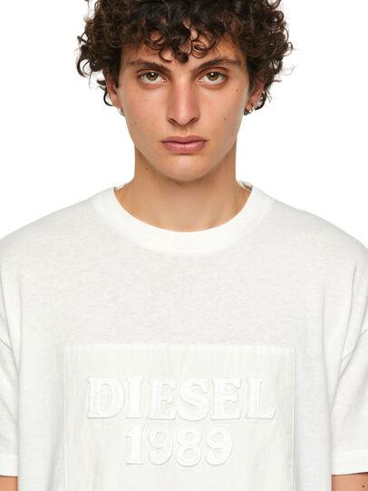 Diesel - DxD-20, Weiß - T-Shirts - Image 3