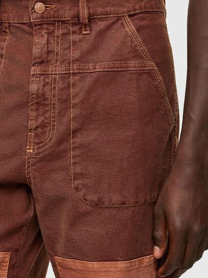 Diesel - D-Franky JoggJeans® 0DDAW, Braun - Jeans - Image 5
