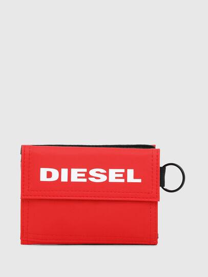 Diesel - YOSHI, Feuerrot - Kleine Portemonnaies - Image 1