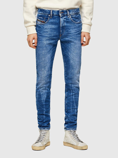 Diesel - D-Strukt 009MH, Hellblau - Jeans - Image 1