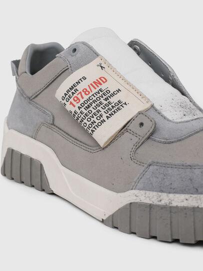 Diesel - S-LE RUA ON, Grau - Sneakers - Image 4