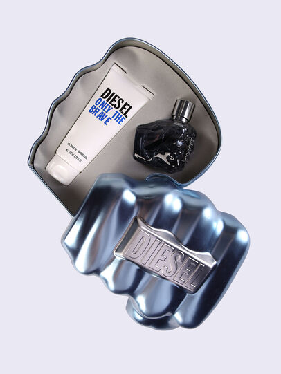 Diesel - ONLY THE BRAVE 50ML METAL GIFT SET, Generisch - Only The Brave - Image 1