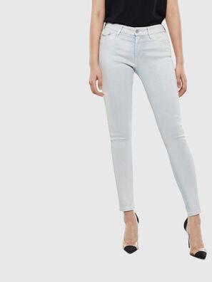 Slandy 0099W, Hellblau - Jeans