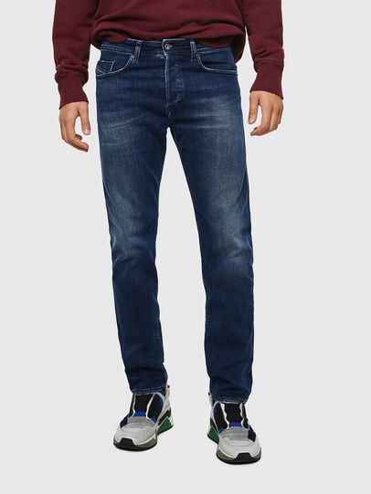 Diesel - Buster 0870F, Mittelblau - Jeans - Image 1