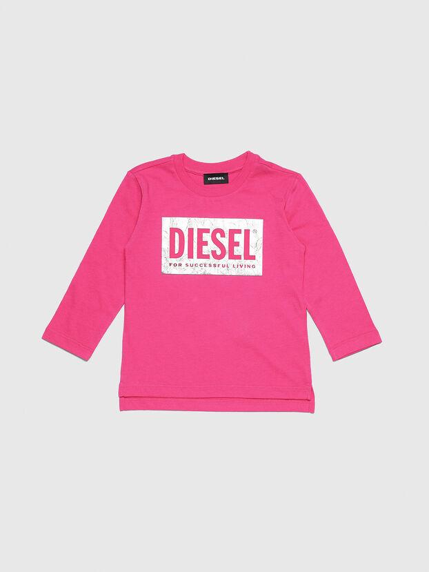 TIRRIB-R, Fuchsie - T-Shirts und Tops