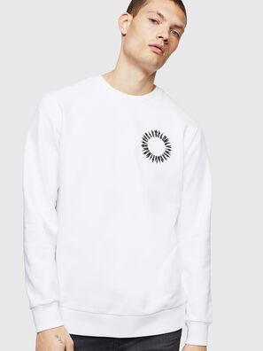 S-GIR-A3, Weiß - Sweatshirts