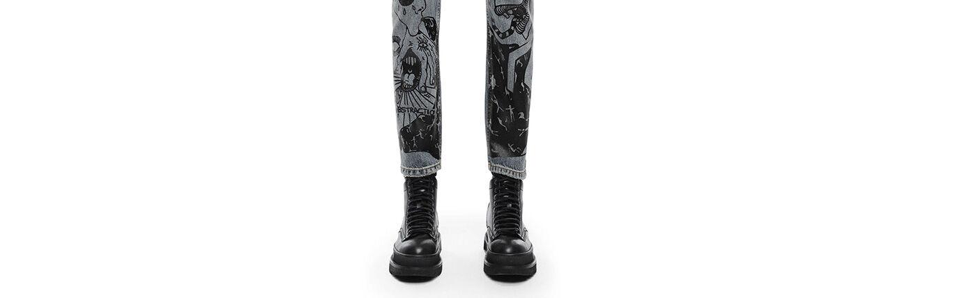 Jeans Für Ihn Diesel Black Gold Diesel