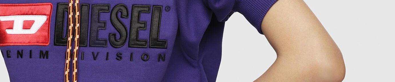 Sweatshirts Für Sie Diesel