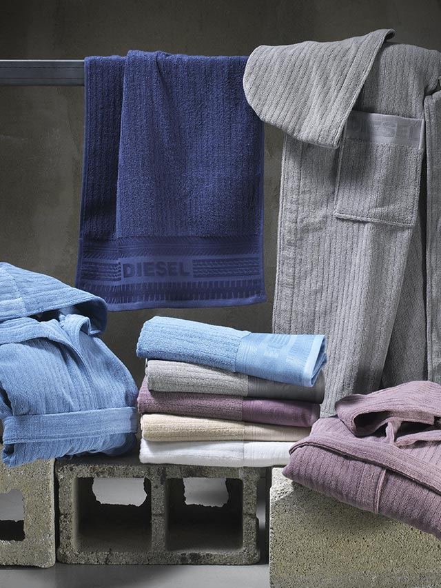 SOLID Mirabello for Diesel - Home Textile