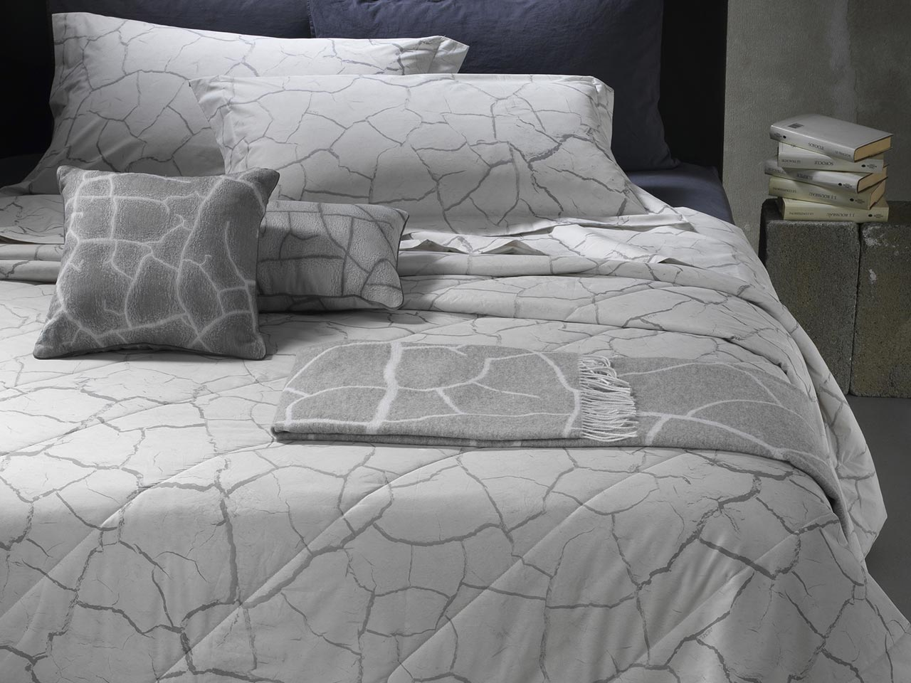 CRACKLE Mirabello for Diesel - Home Textile