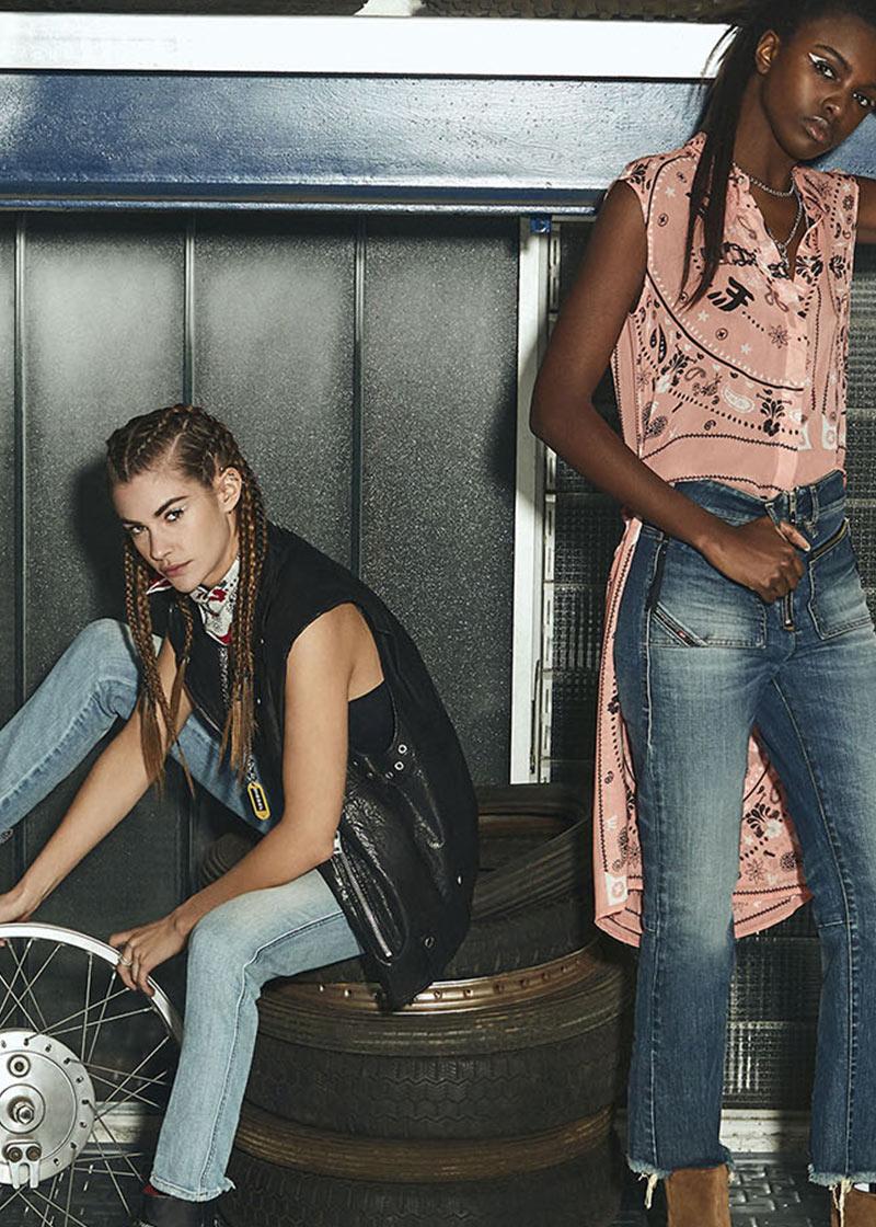 Für Damen kaufen | Mehr erfahren auf Diesel.com